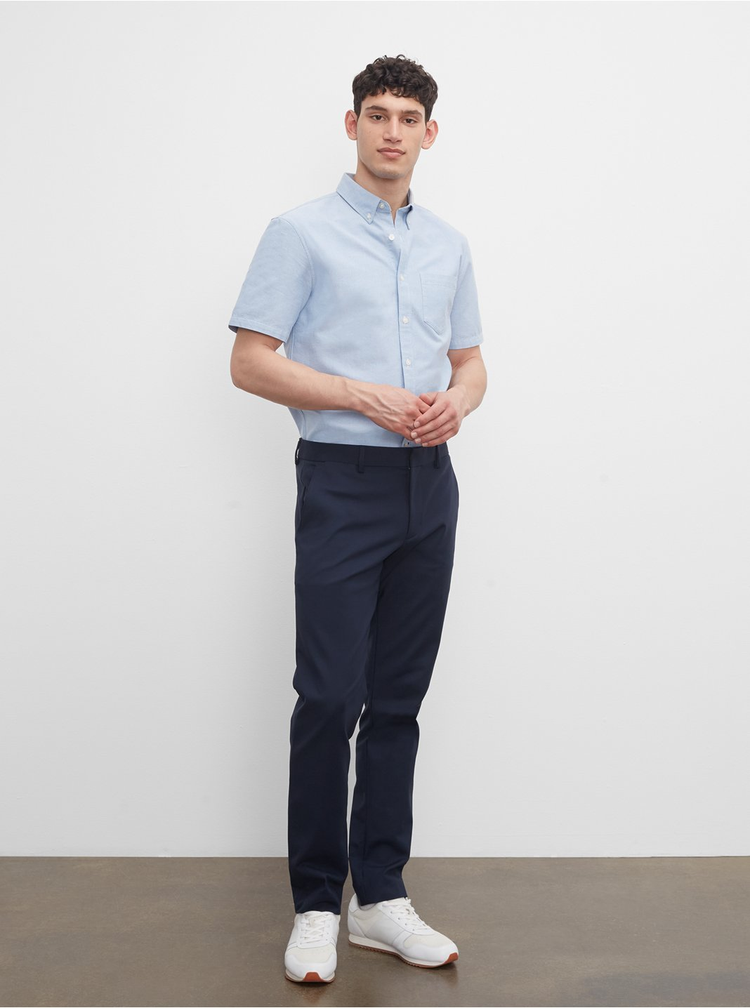 클럽 모나코 맨 바지 Club Monaco Modern Stretch Trouser