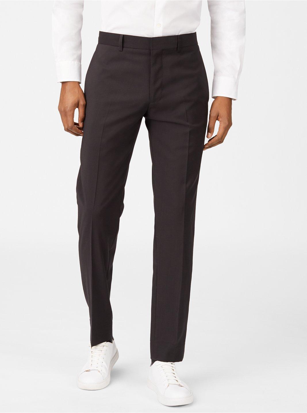 클럽 모나코 바지 Club Monaco Grant Wool Suit Pant