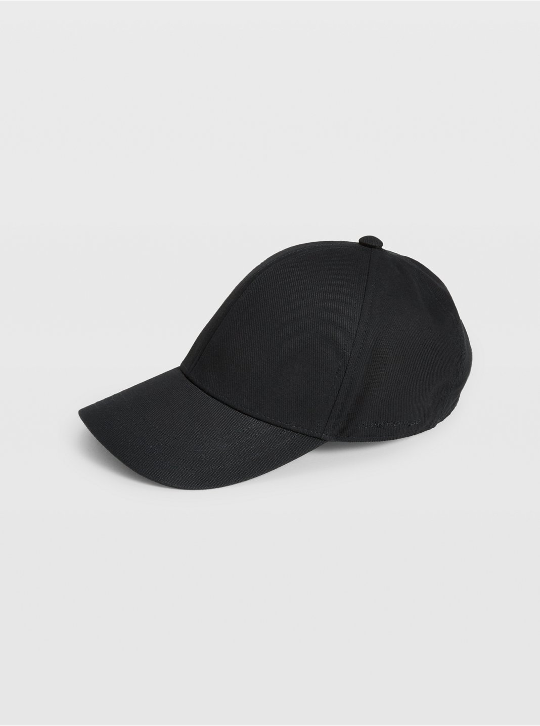 클럽 모나코 볼캡 모자 Club Monaco Cotton Twill Baseball Cap,Black