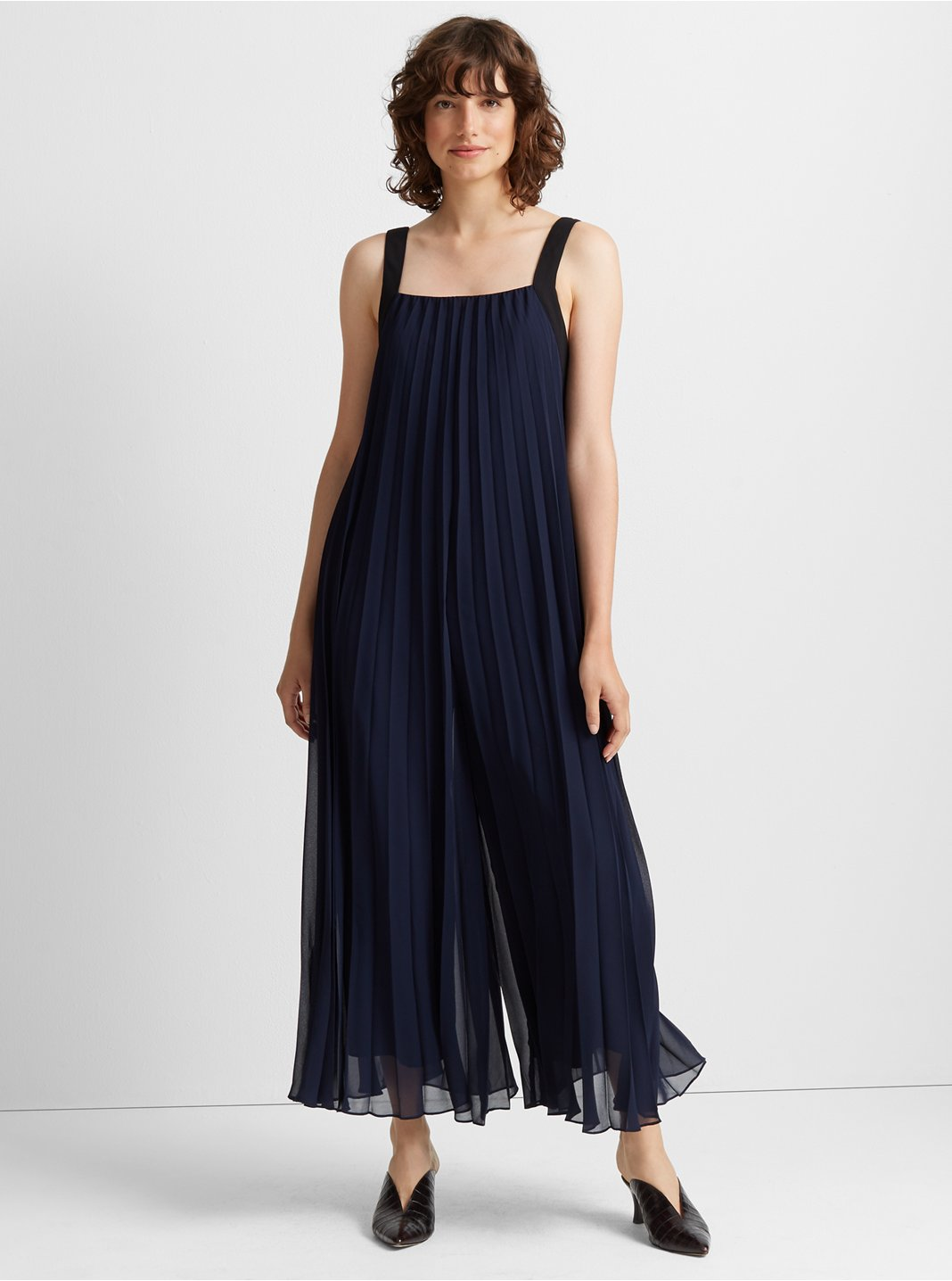 클럽 모나코 Club Monaco Pleated Jumpsuit