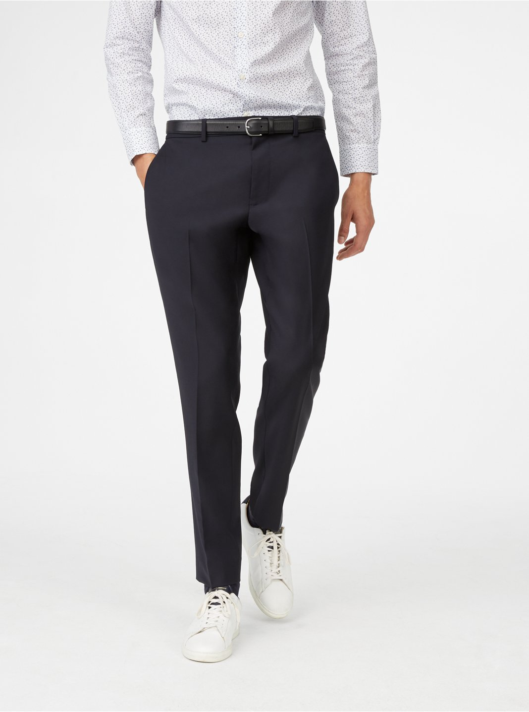 Grant Wool Suit Trouser
