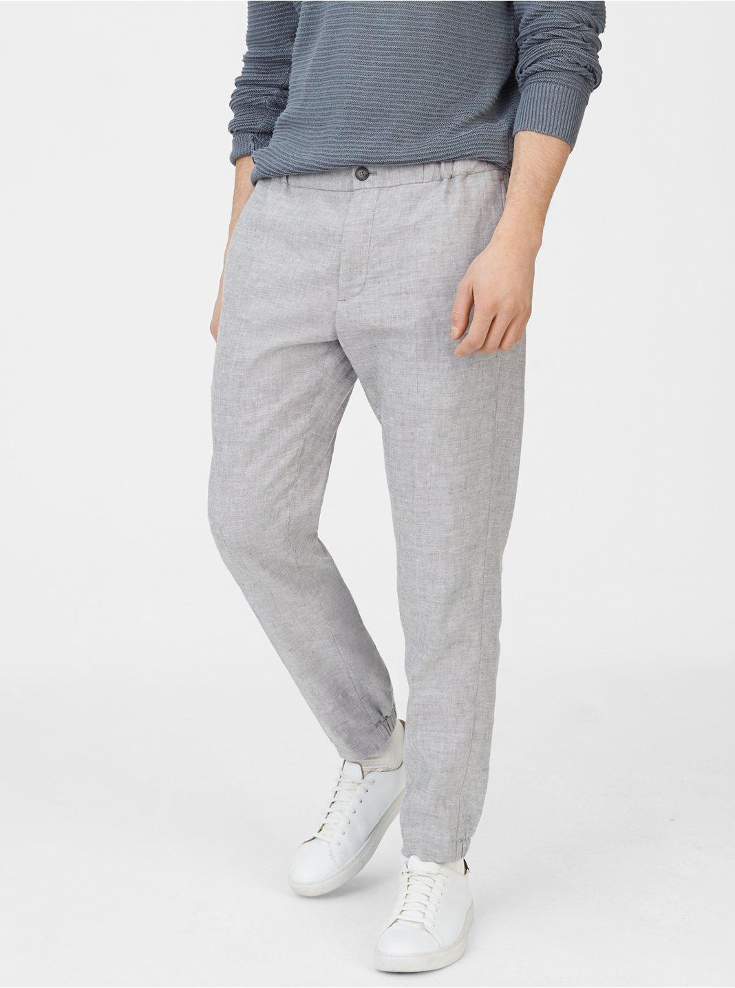 Lex Linen Trouser