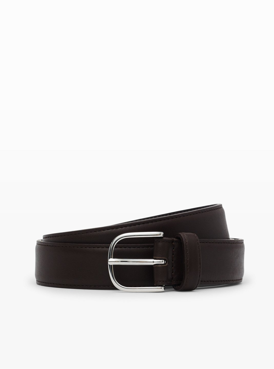 Leather Dress Belt