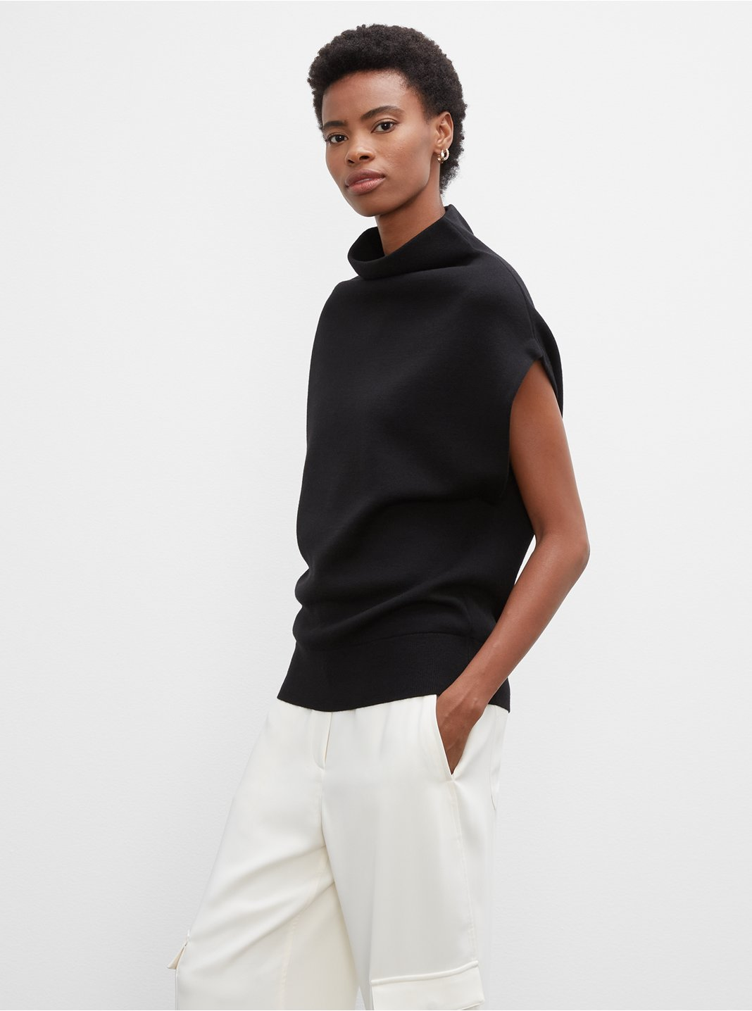 Abhy Merino Wool Sweater