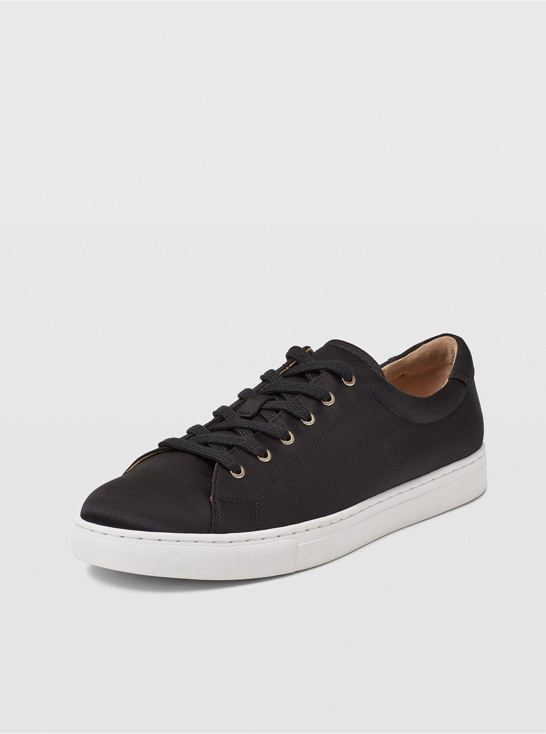 Jadyn Satin Sneaker