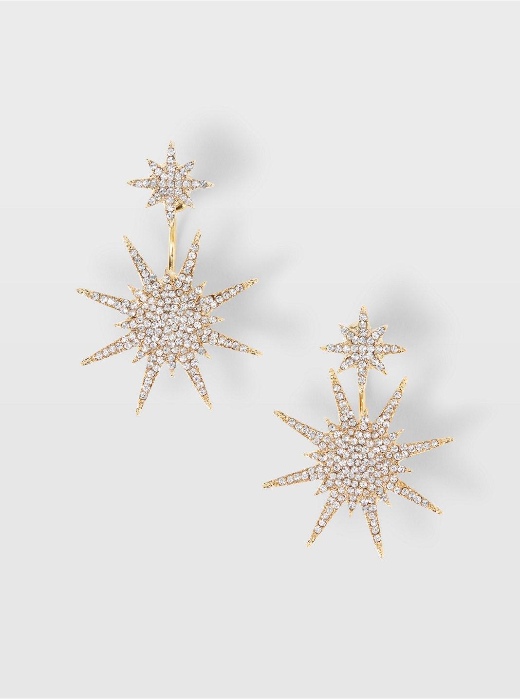 Serefina Starburst Earring