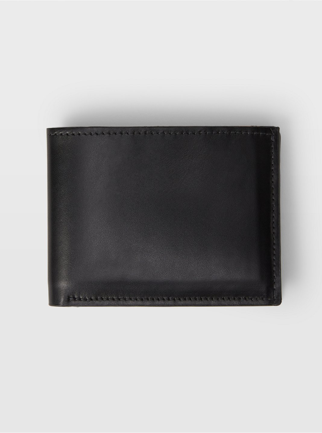 CM Leather Bifold Wallet