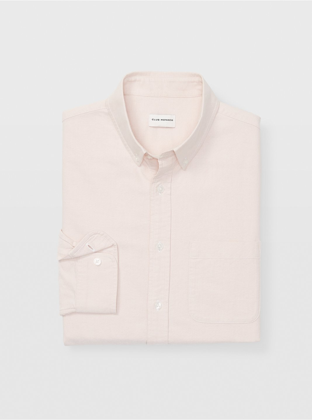 Oxford Solid Shirt