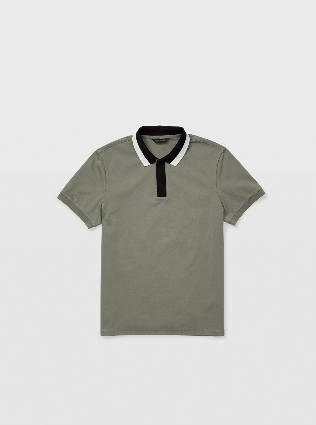 Blocked Collar Polo