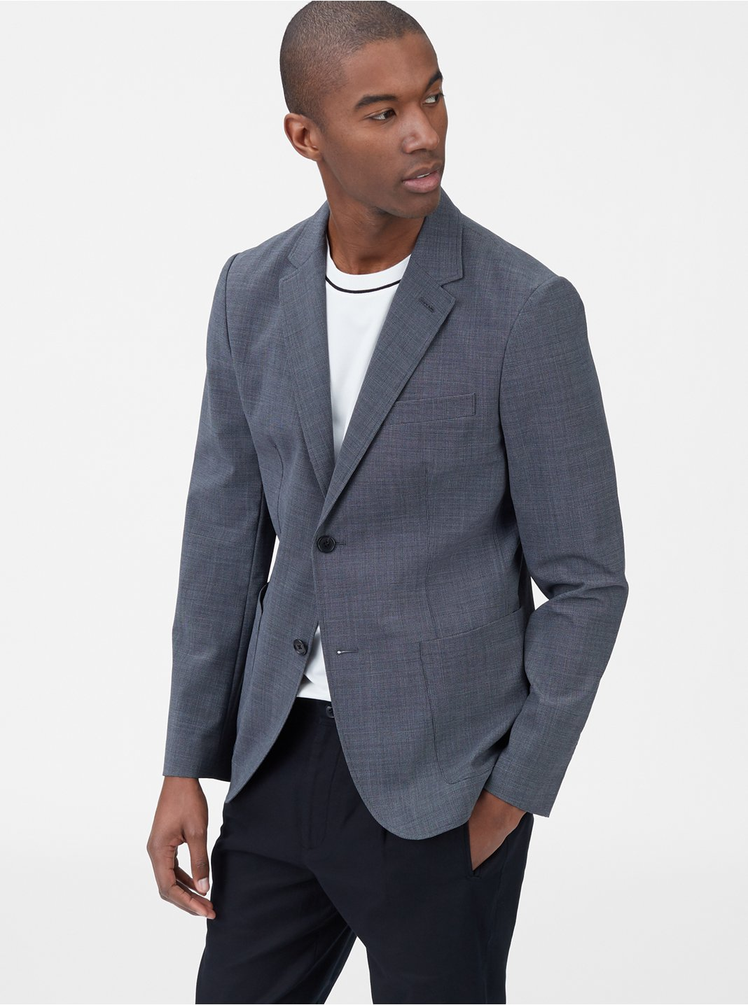 Grant Unlined Blazer