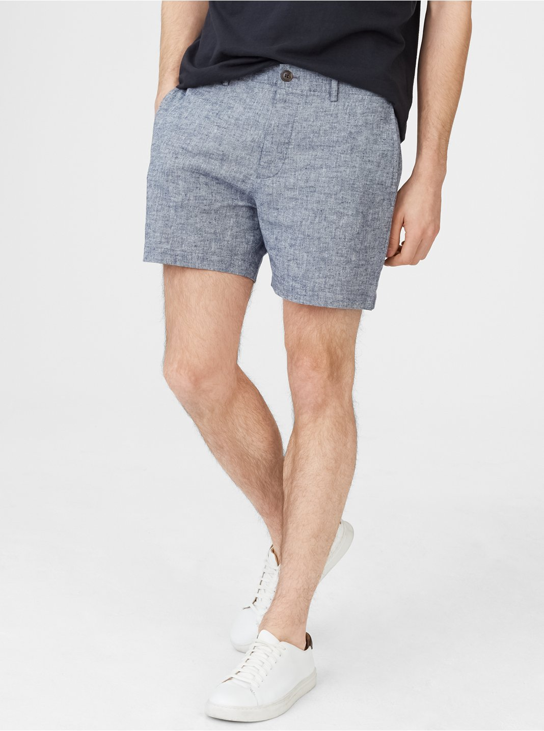 "Jax 5"" Chambray Short"