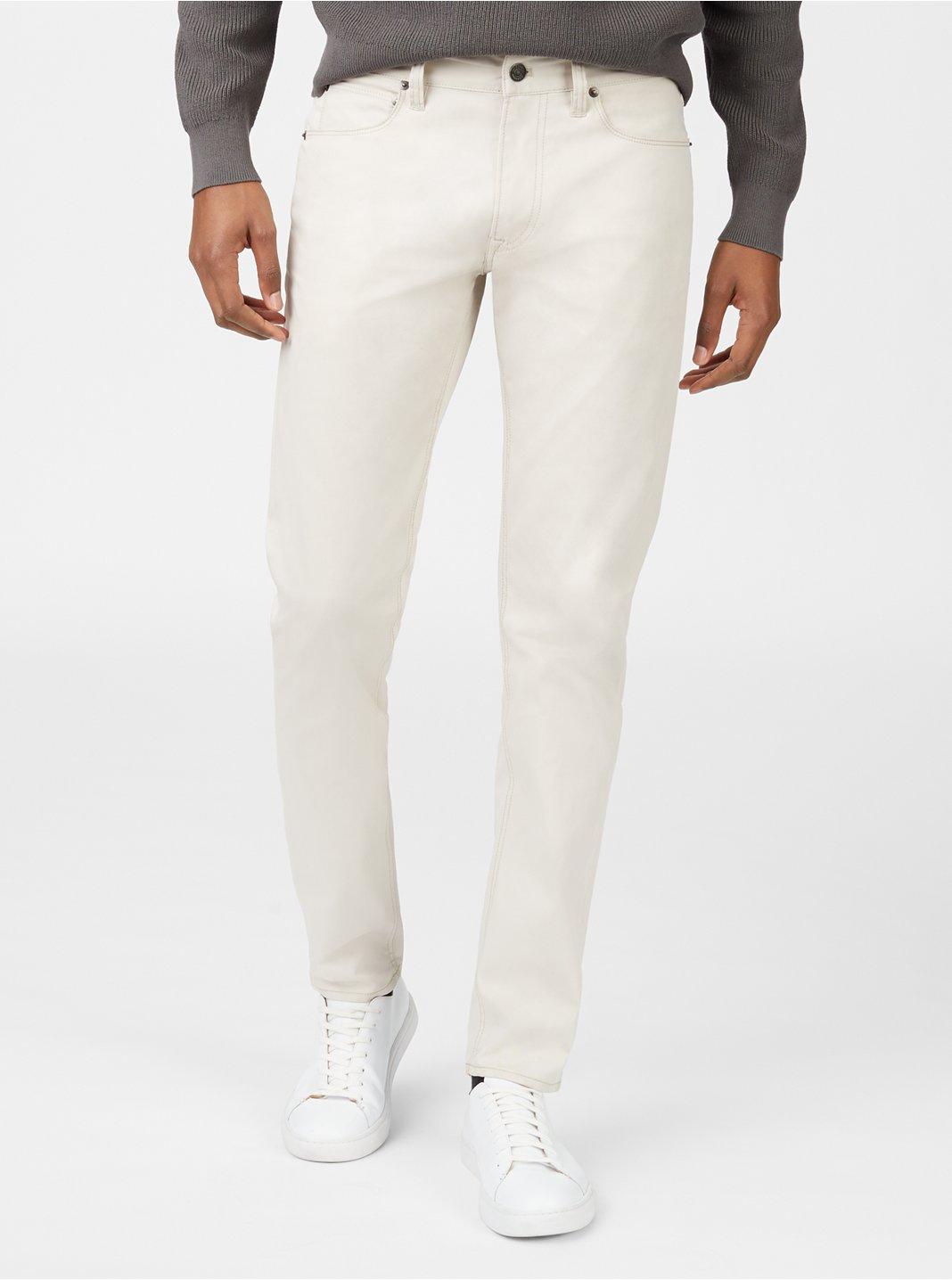 Super Slim Twill Pant