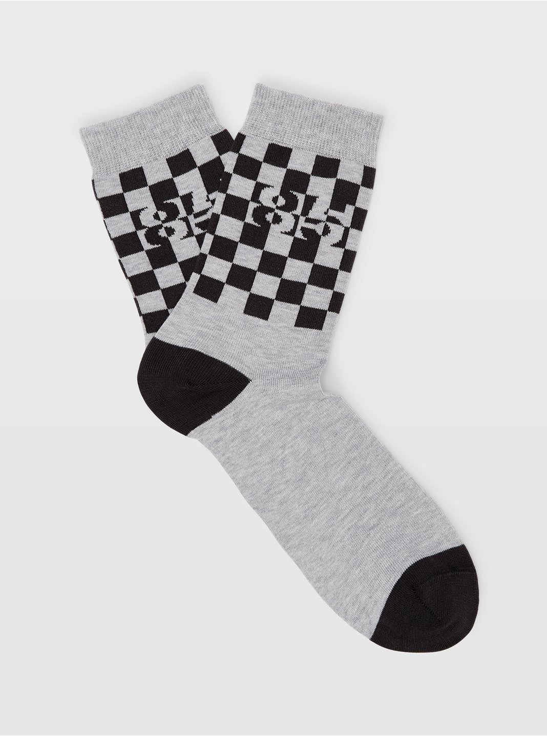 Checkerboard Sock