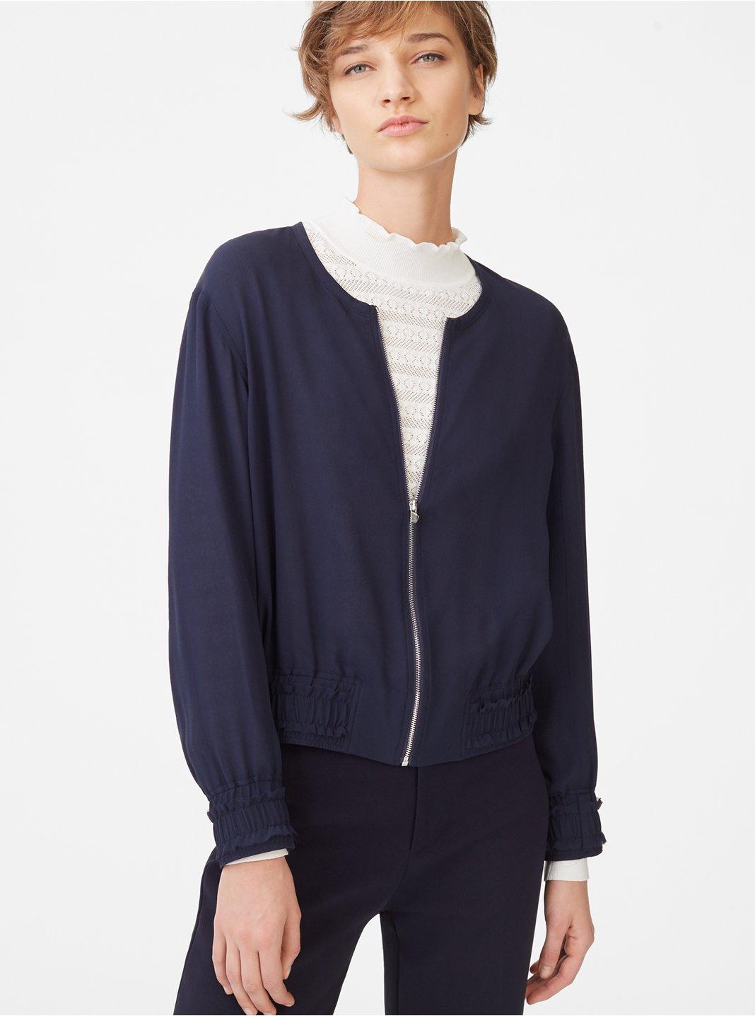 Dannabellah Silk Jacket