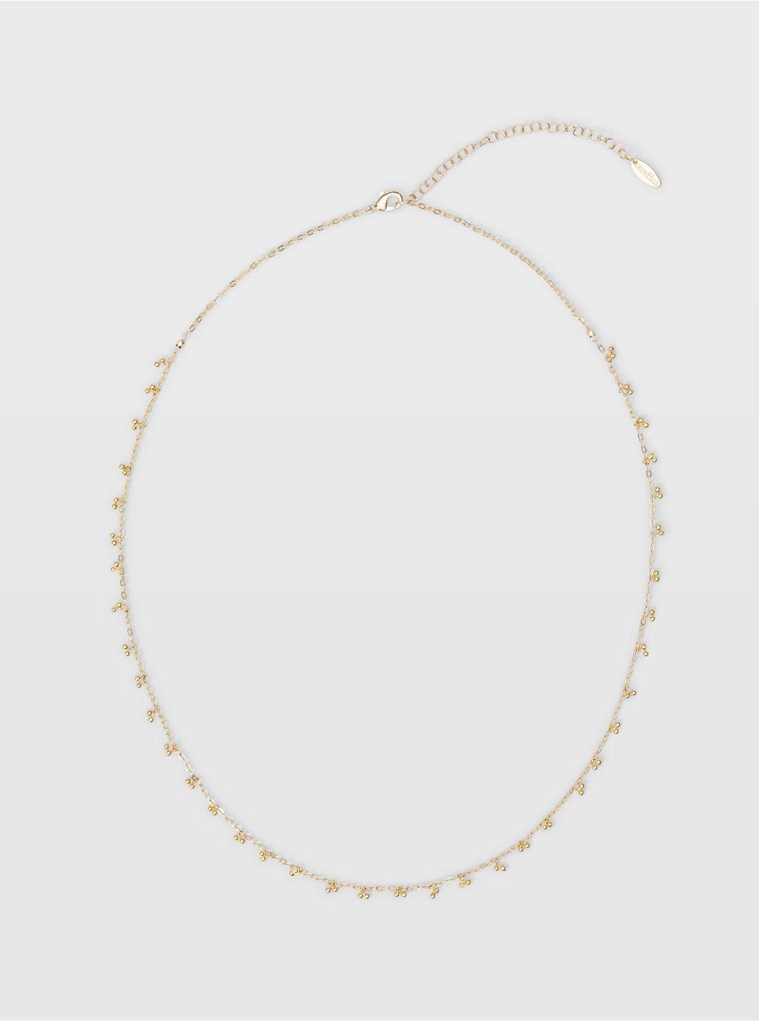 Serefina Long Charm Necklace
