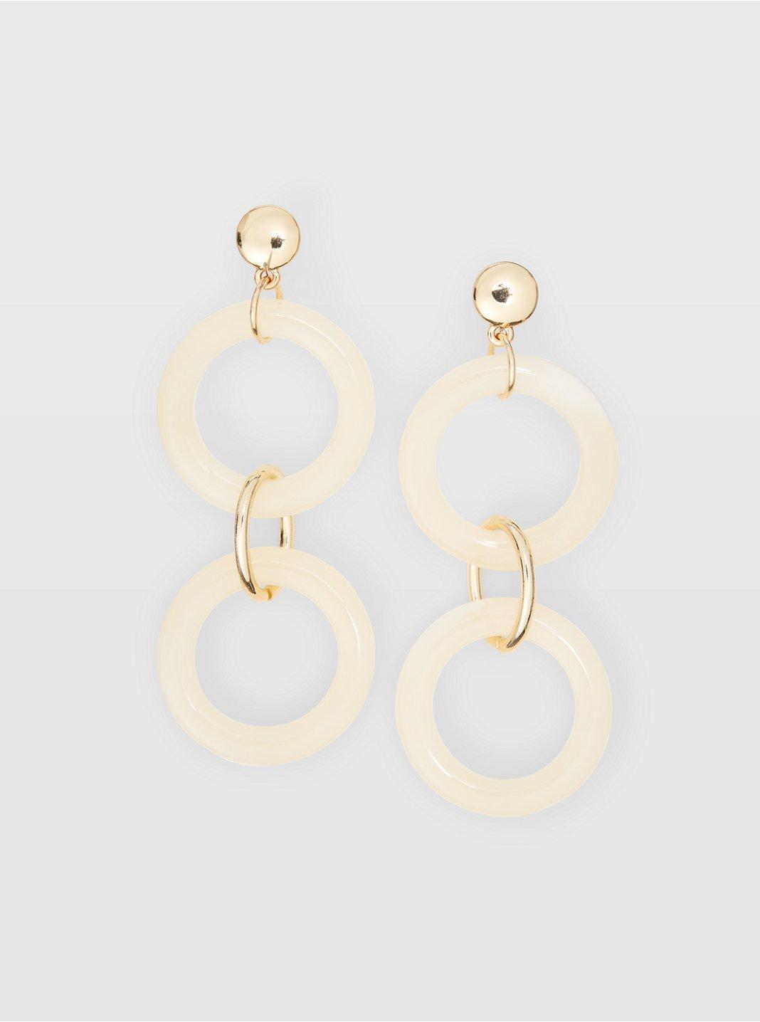 Link Hoop Earring