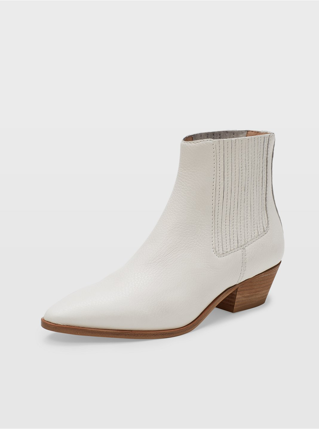 Petrah Leather Bootie