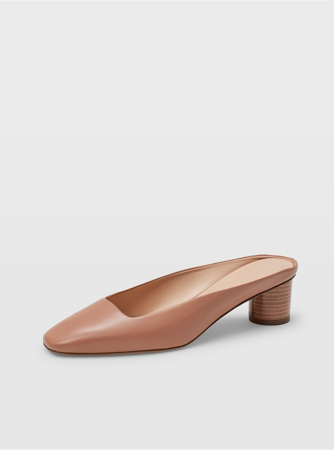 Aveena Leather Mule