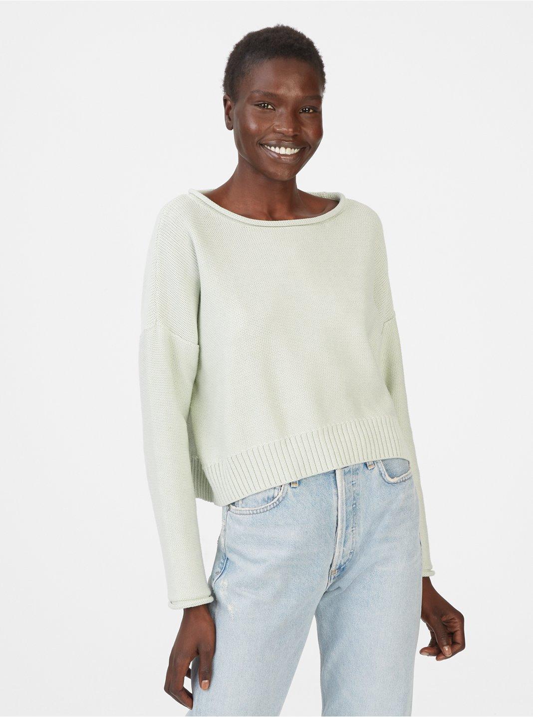 Burmeena Cotton Sweater