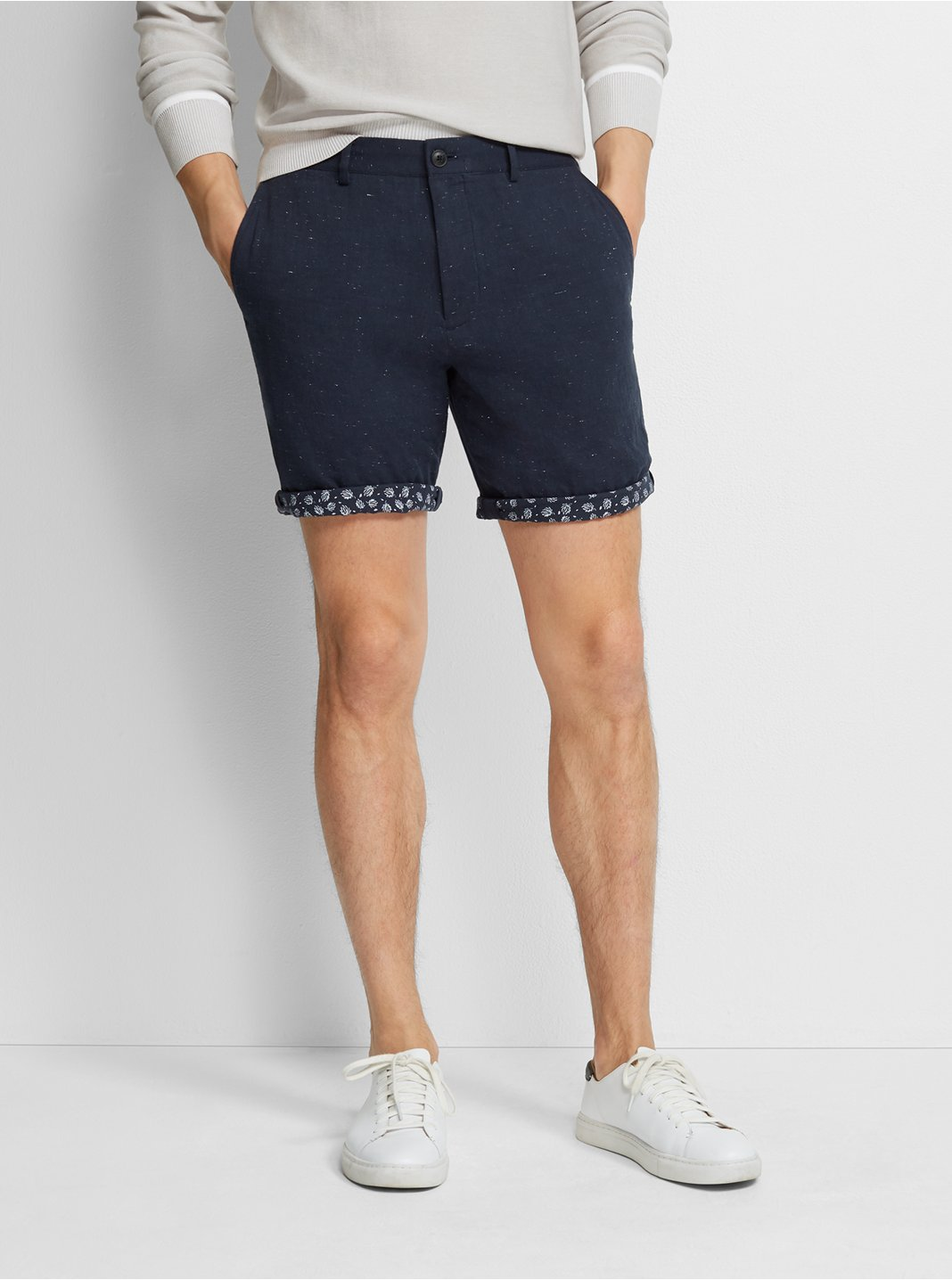 "Maddox 9"" Double-Faced Short"