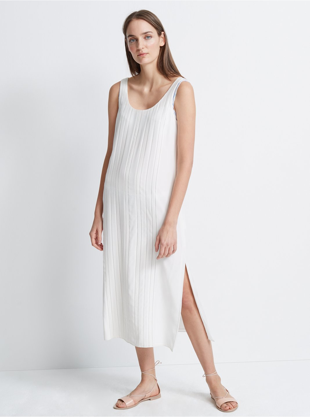 Lorrenah Silk Dress