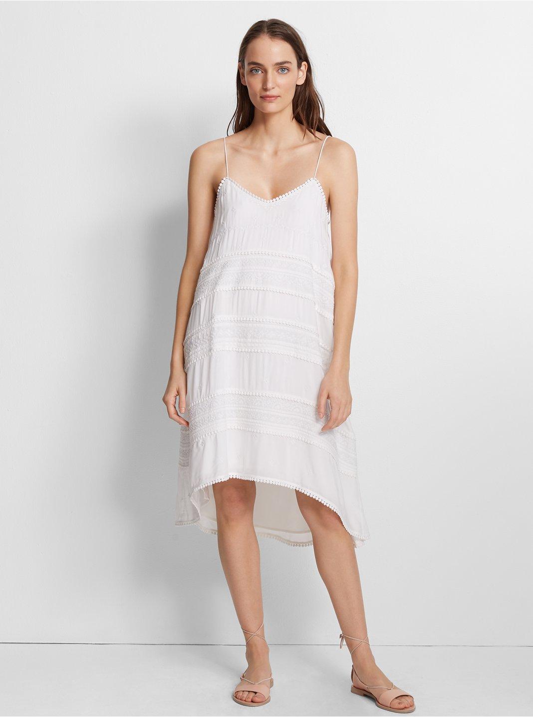 Hayzehl Embroidered Dress