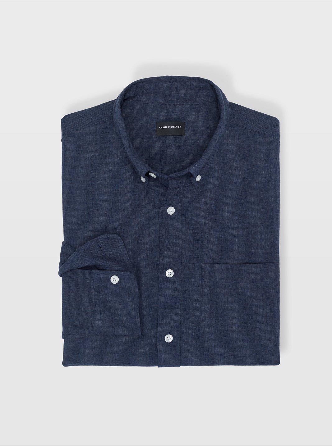 Slim Piqué Shirt