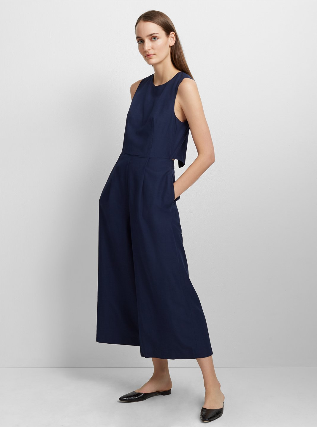 461196f96115 Womens Jumpsuits and Rompers | Club Monaco