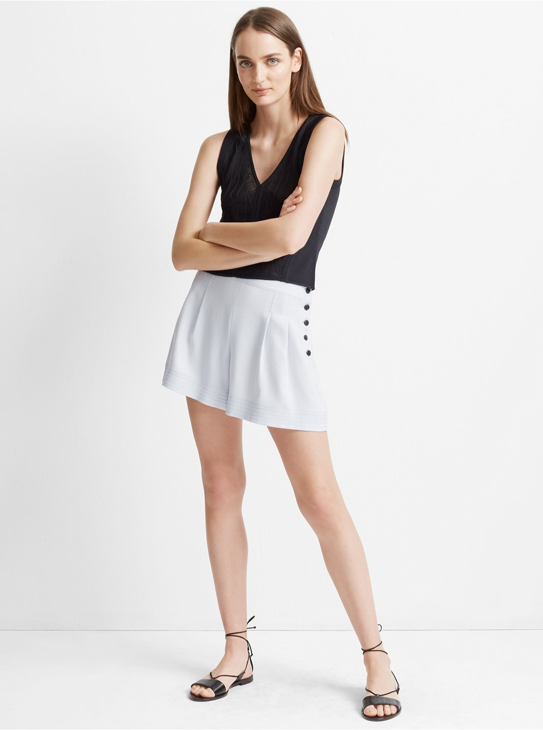 b79b5517c Womens Shorts | Club Monaco