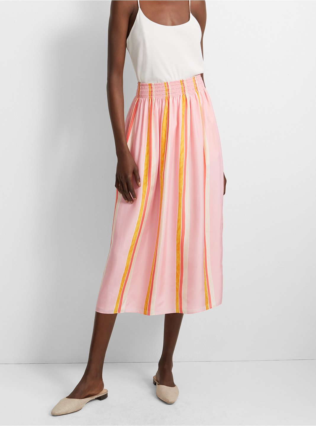 Irodessya Silk Skirt