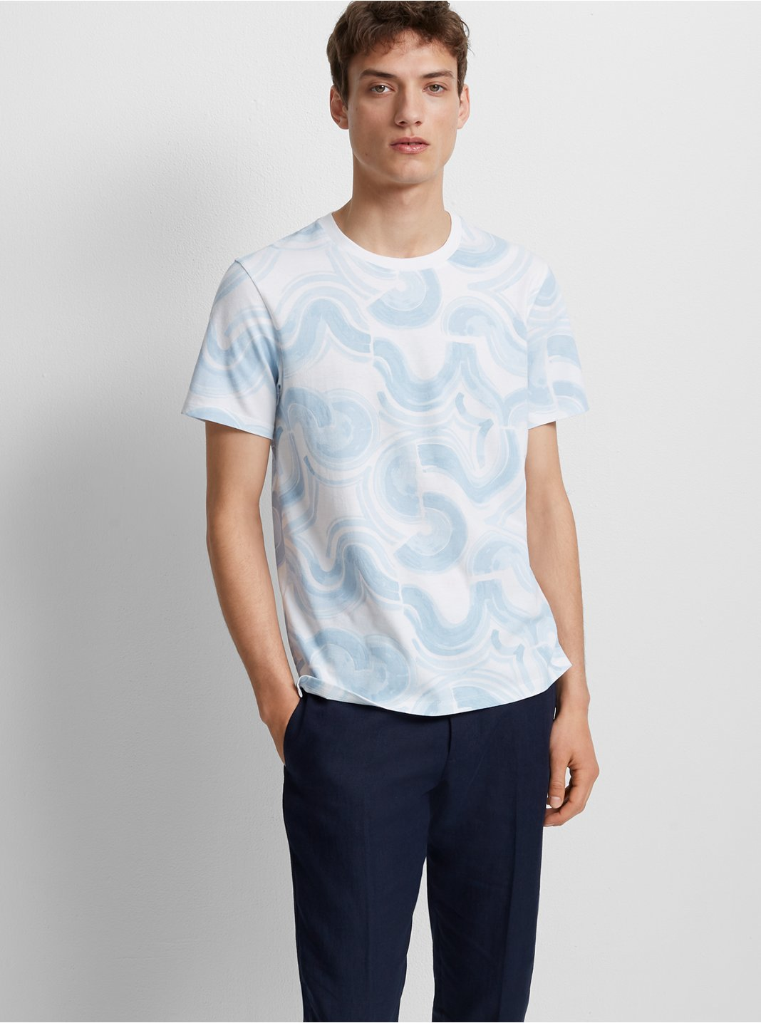 Wave Graphic Tee