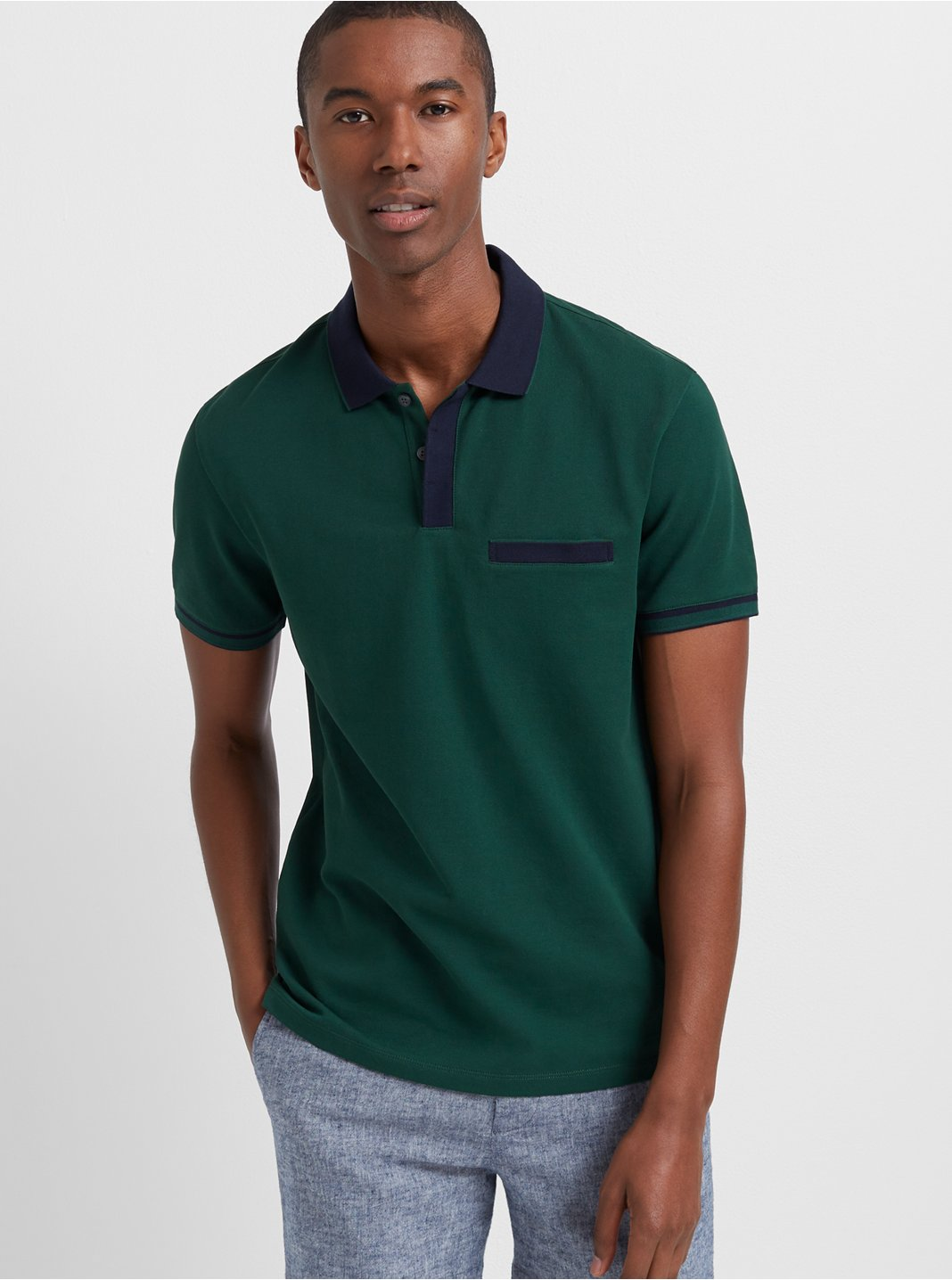 Welt Pocket Polo