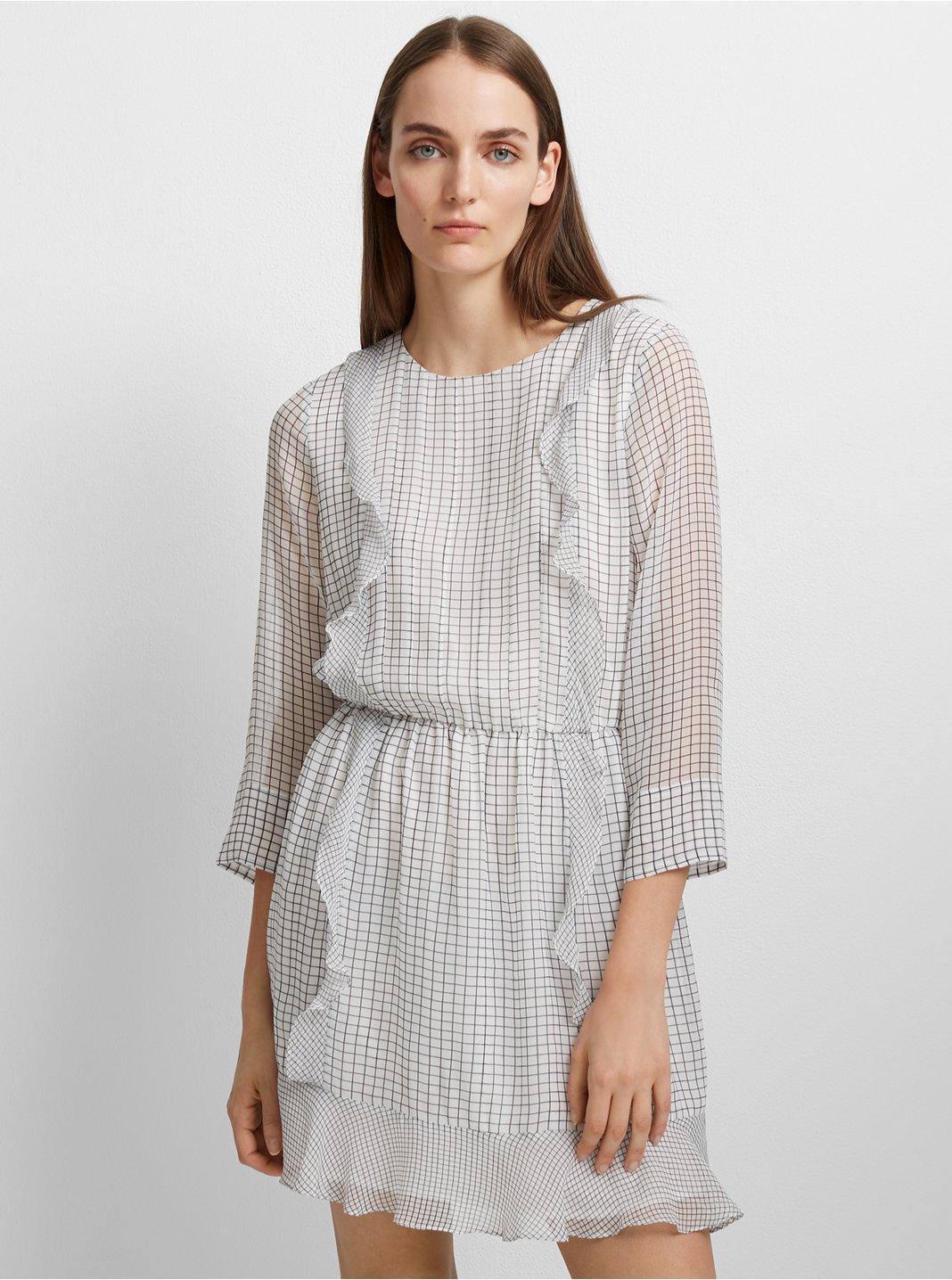 Caluh Silk Dress