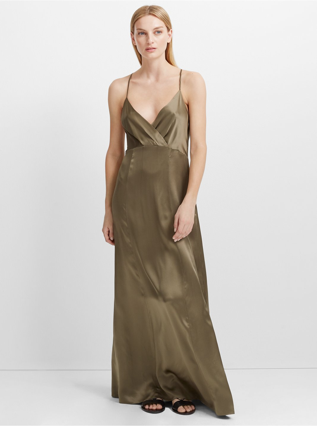 Zoyah Silk Dress