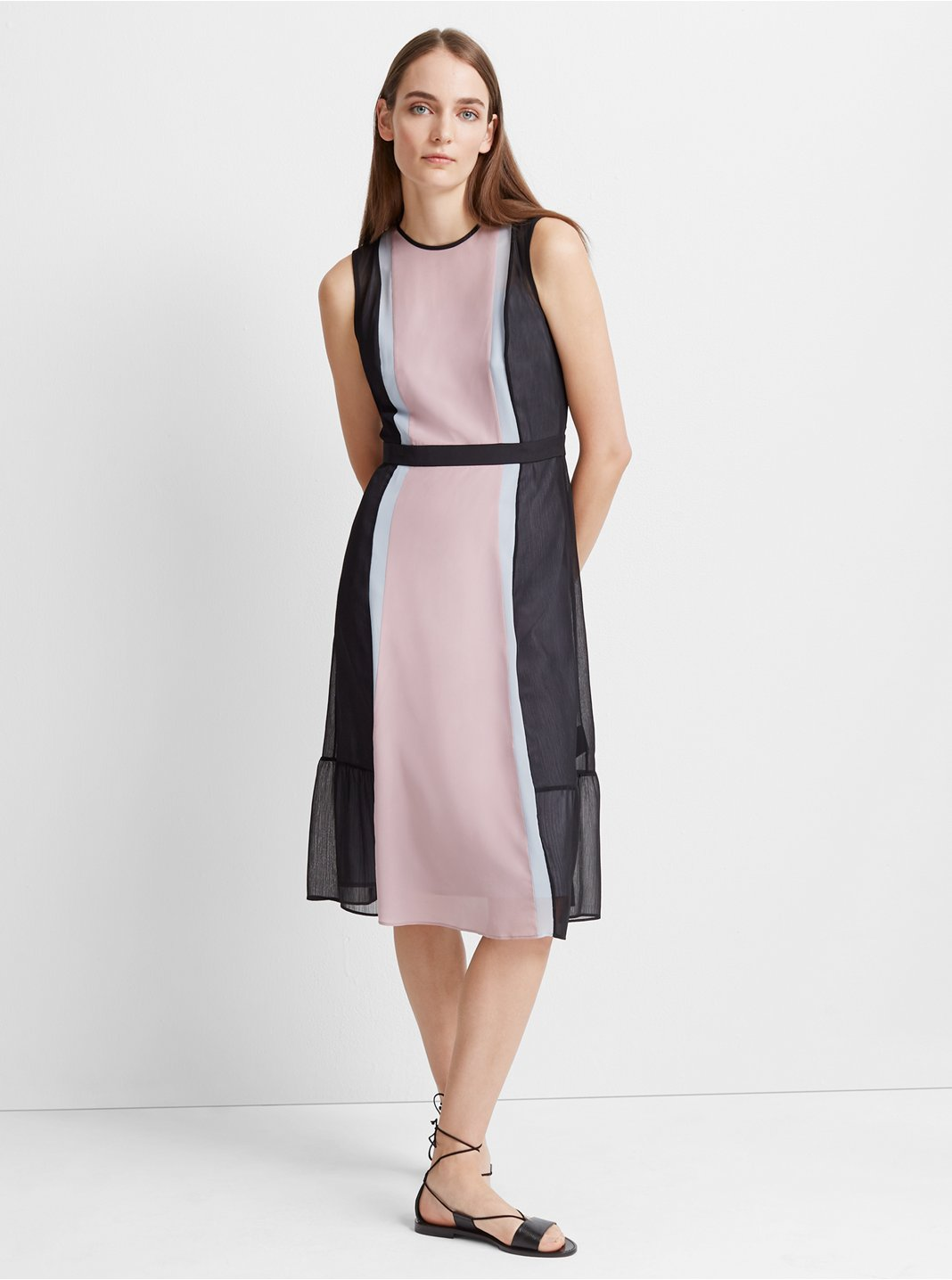 Nailuh Silk Dress