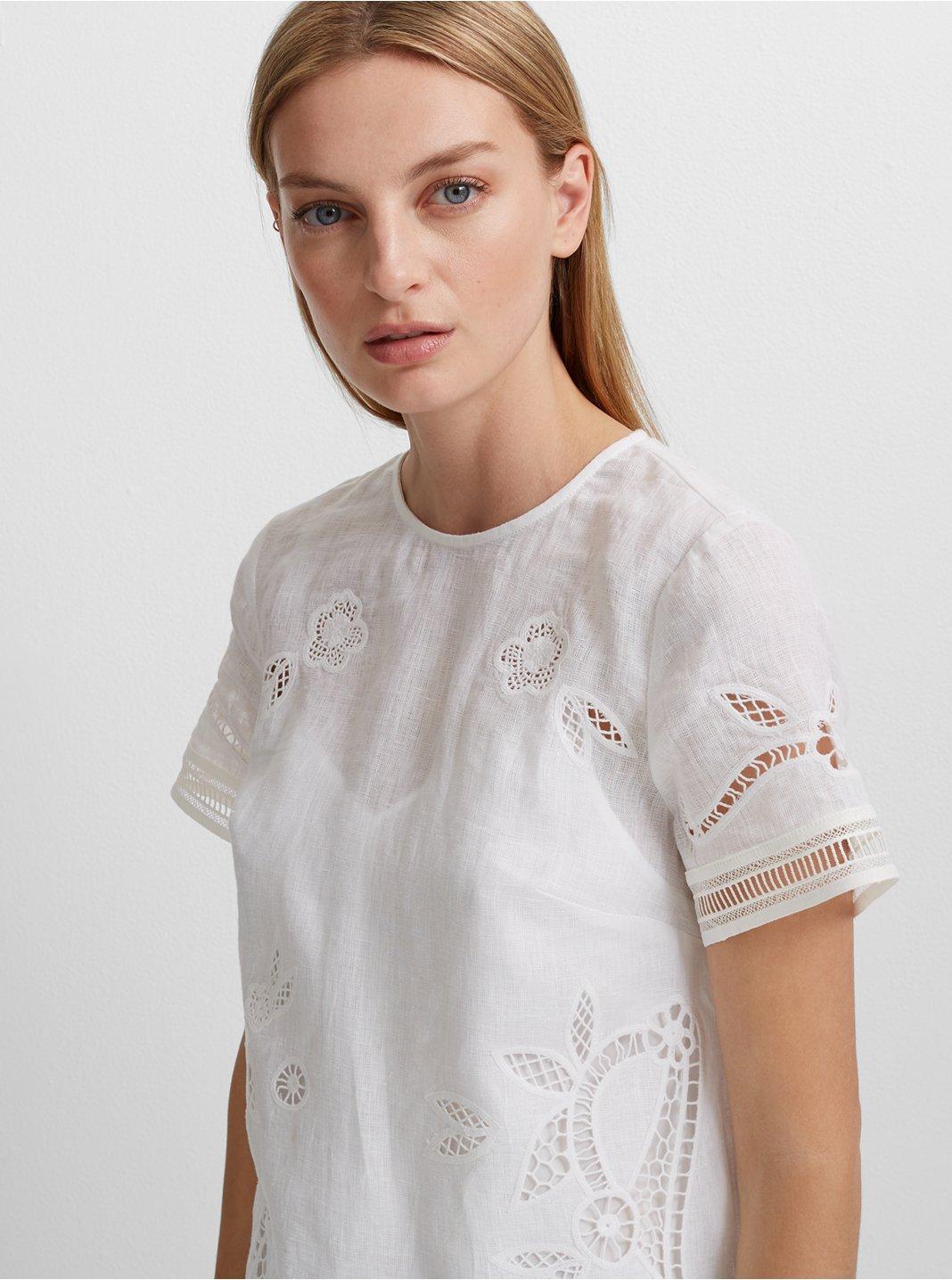 Luceenie Linen Dress