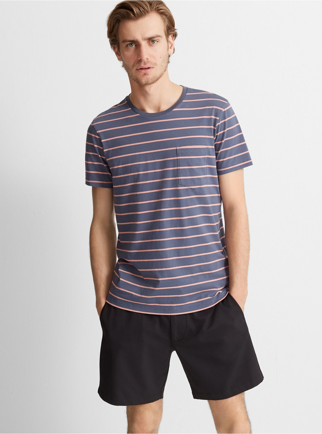 Williams Stripe Crew