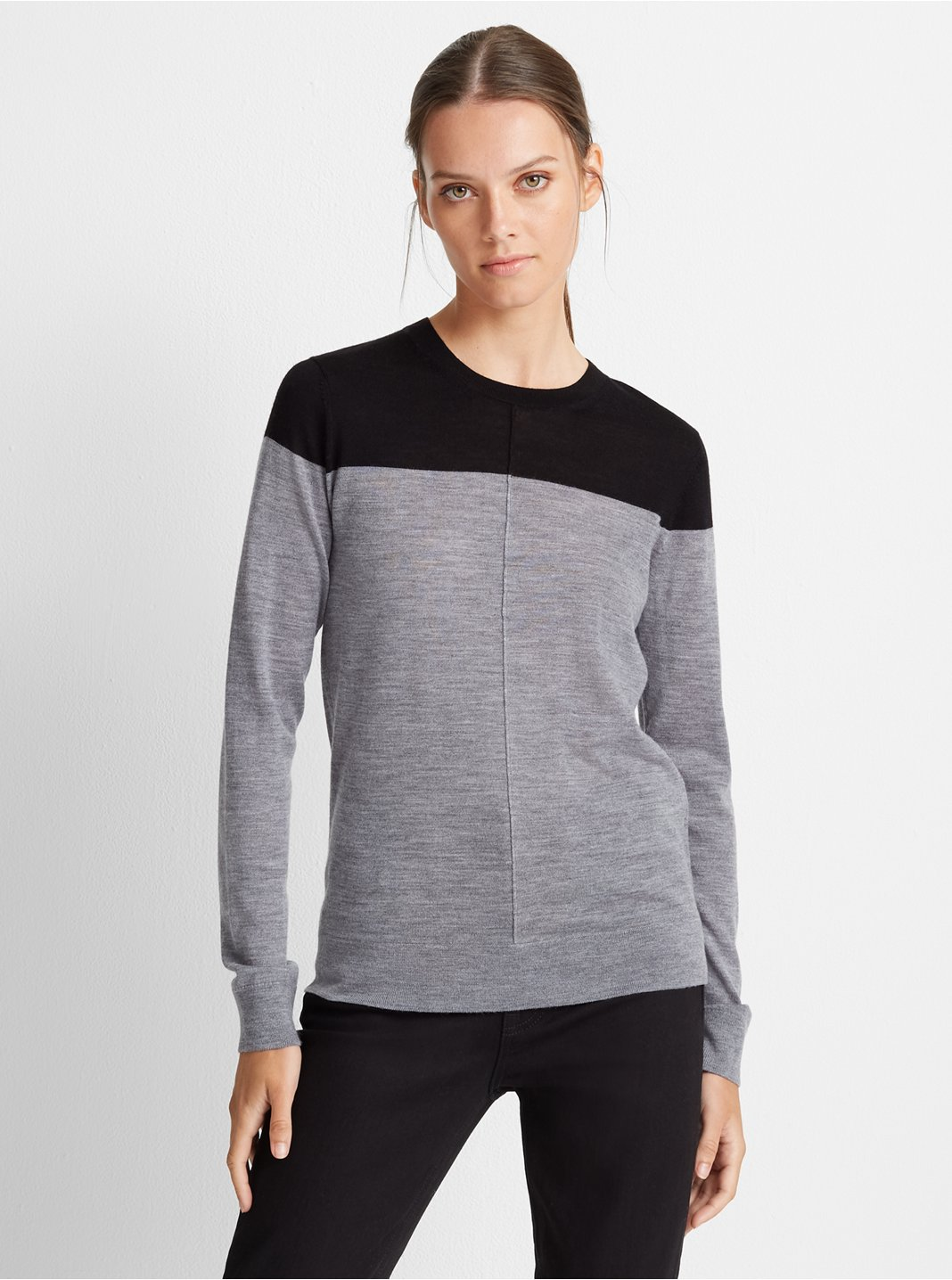 Mackenzie Merino Wool Sweater