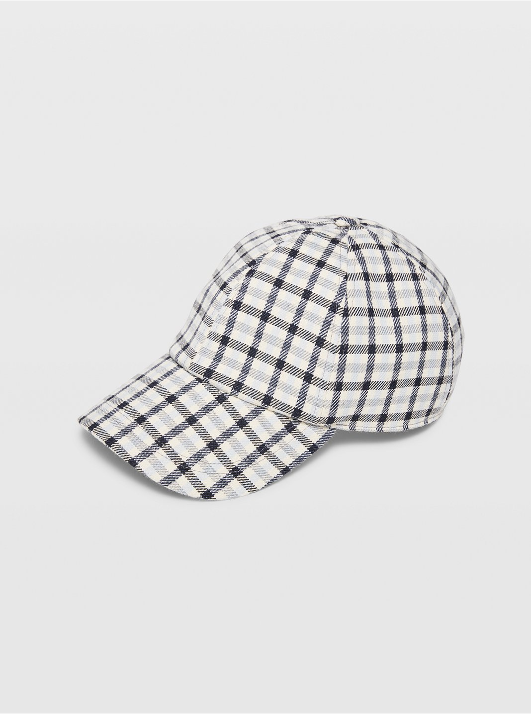 Hat Attack Plaid Baseball Cap