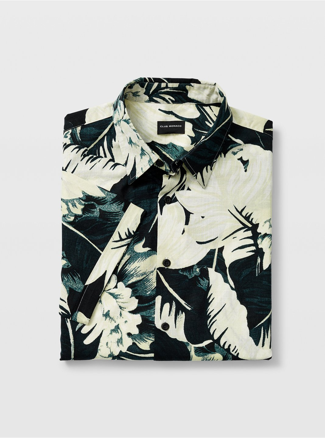 Slim Short-Sleeve Tropic Shirt