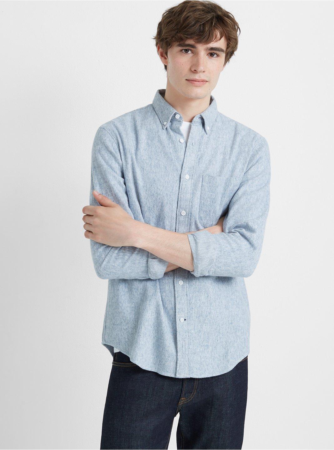Slim Jaspé Shirt