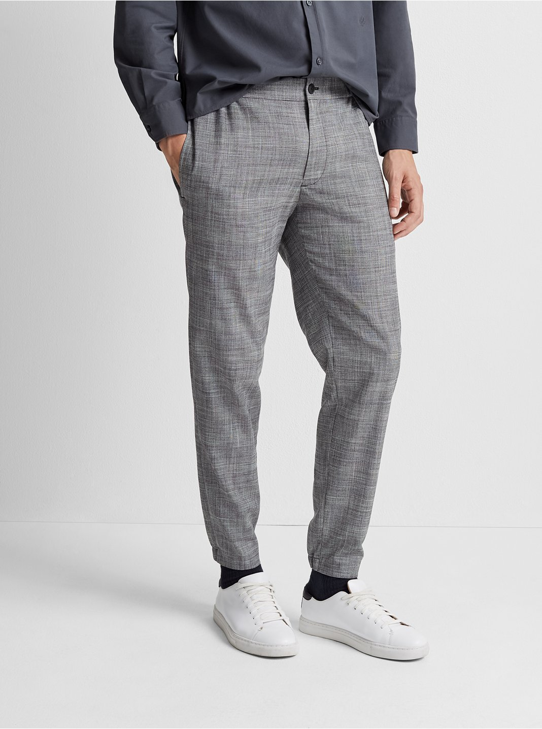 Lex Glen Plaid Trouser