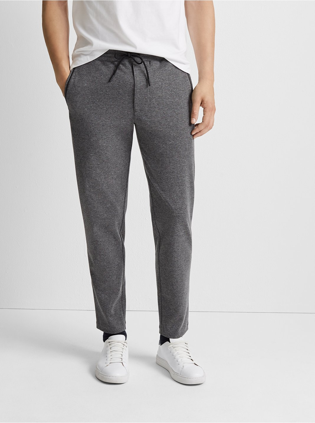 Piped Detail Sweatpant