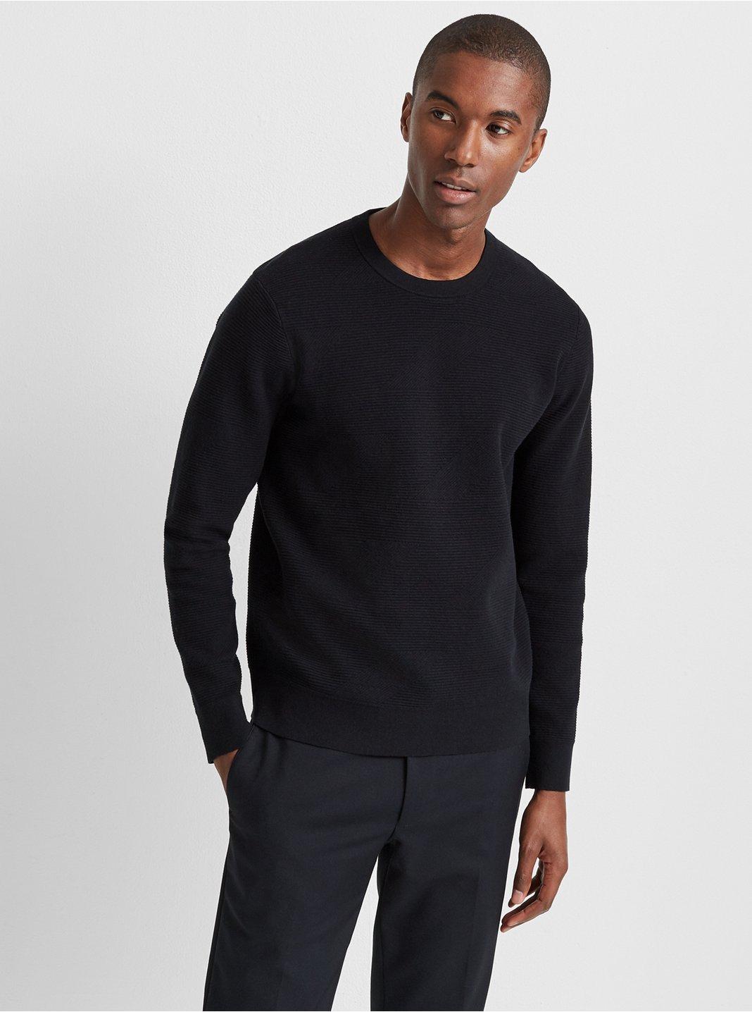 Ottoman Stitch Sweater