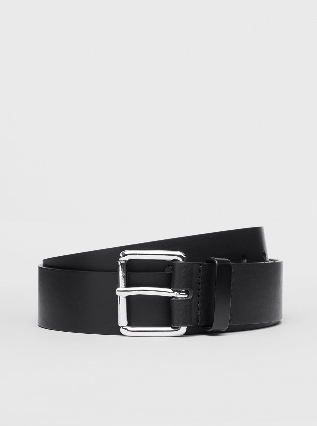 Double-Face Leather Belt