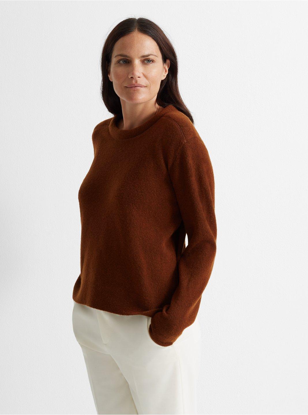 Bubble Crewneck Sweater