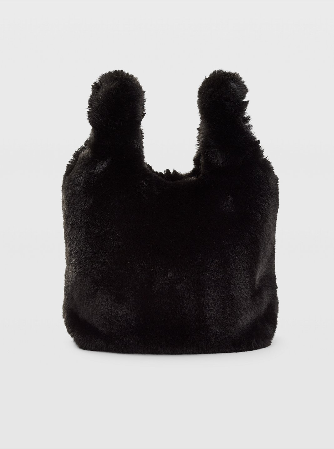 Hat Attack Faux Fur Bag