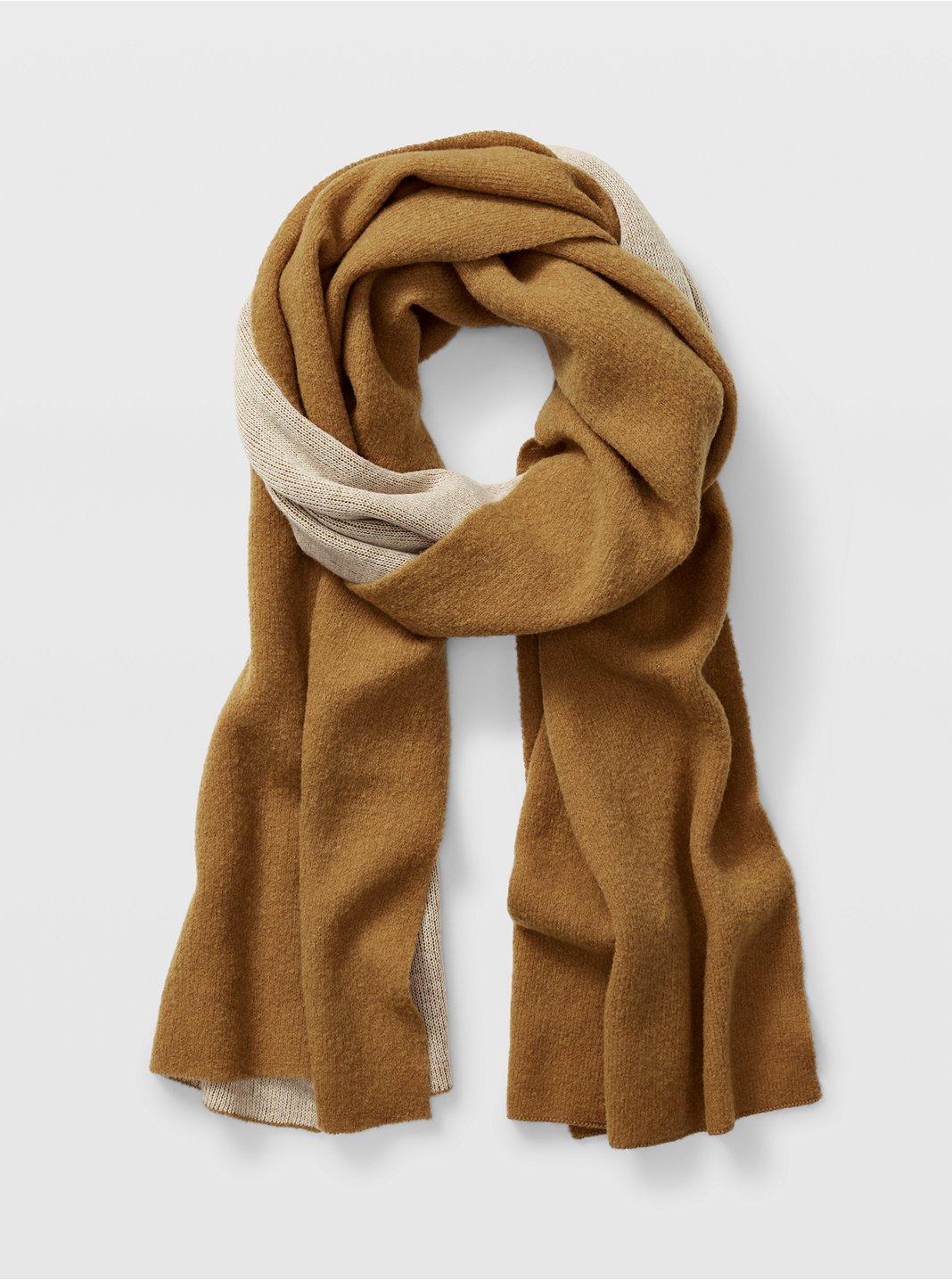 Veronica Boucle Scarf