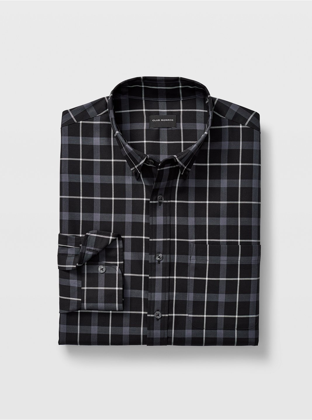 Slim Noveau Check Shirt